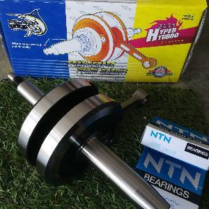 Y15ZR RACING CRANKSHAFT COM ESPADA 3MM(NTN6305) - Motomart